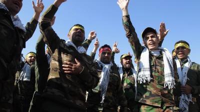 Hinter den Kulissen im Krieg gegen den IS