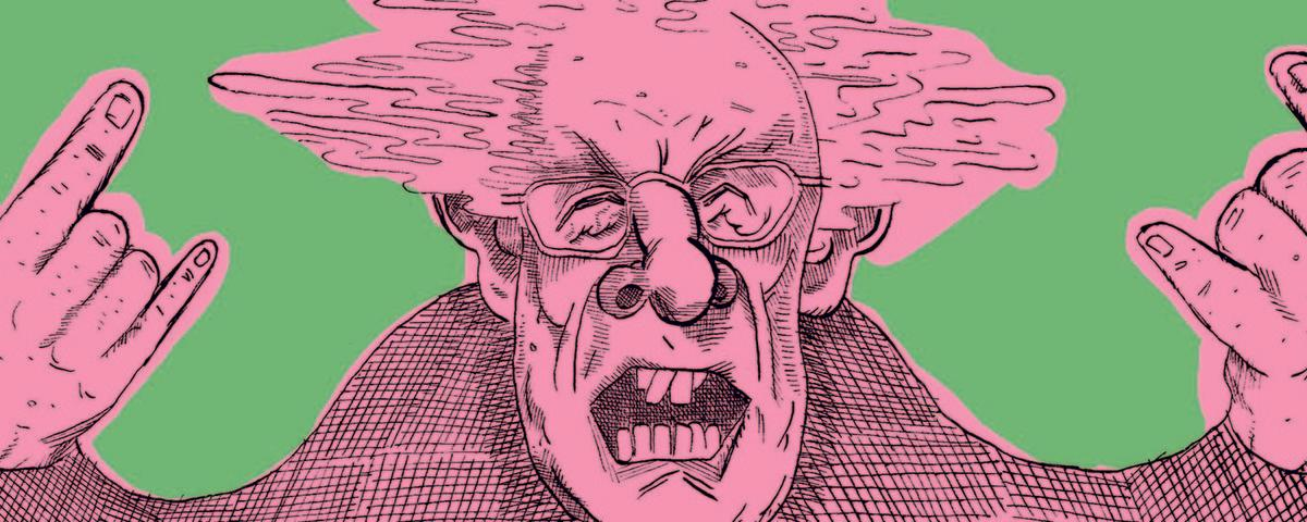How Bernie Sanders Shaped the Northeast Punk Scene