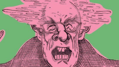 How Bernie Sanders Shaped the Northeast Punk Scene