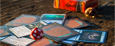 O universo místico das cartas Magic