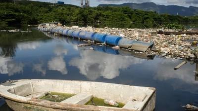 Pesca, Muito Lixo e Pouca Esperança para a Baía de Guanabara