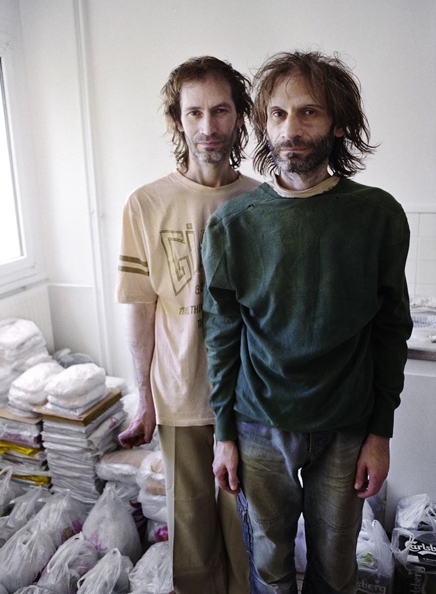 Un anno coi gemelli-sacchetti