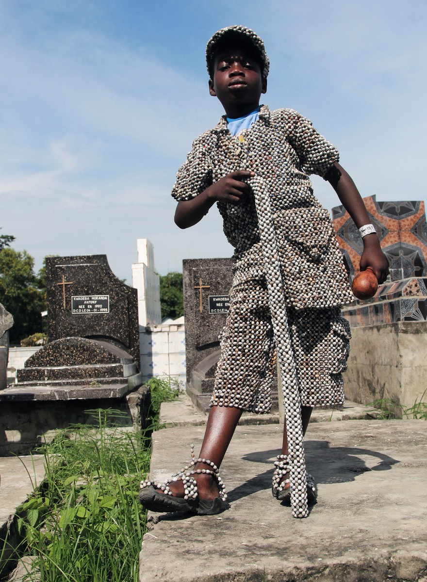 De sapeurs van Kinshasa hebben een monsterlijk goed neusje voor mode