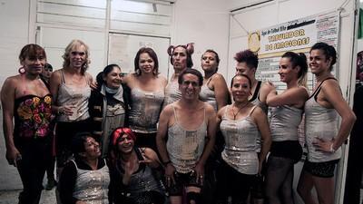 Het transseksuele voetbalteam van Tepito