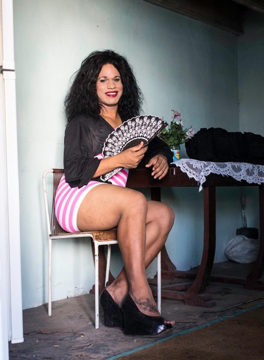 Claudia González retrata la comunidad transexual de La Habana