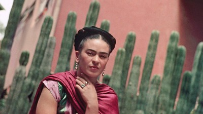 Frida Kahlo's Garden Takes Root in the Bronx