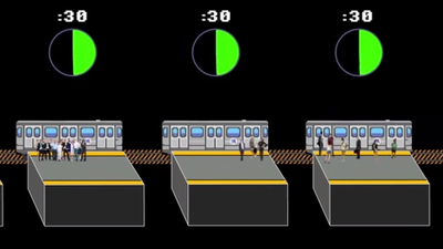 The MTA Made an Adorable 8-Bit Video Explaining NYC Subway Delays