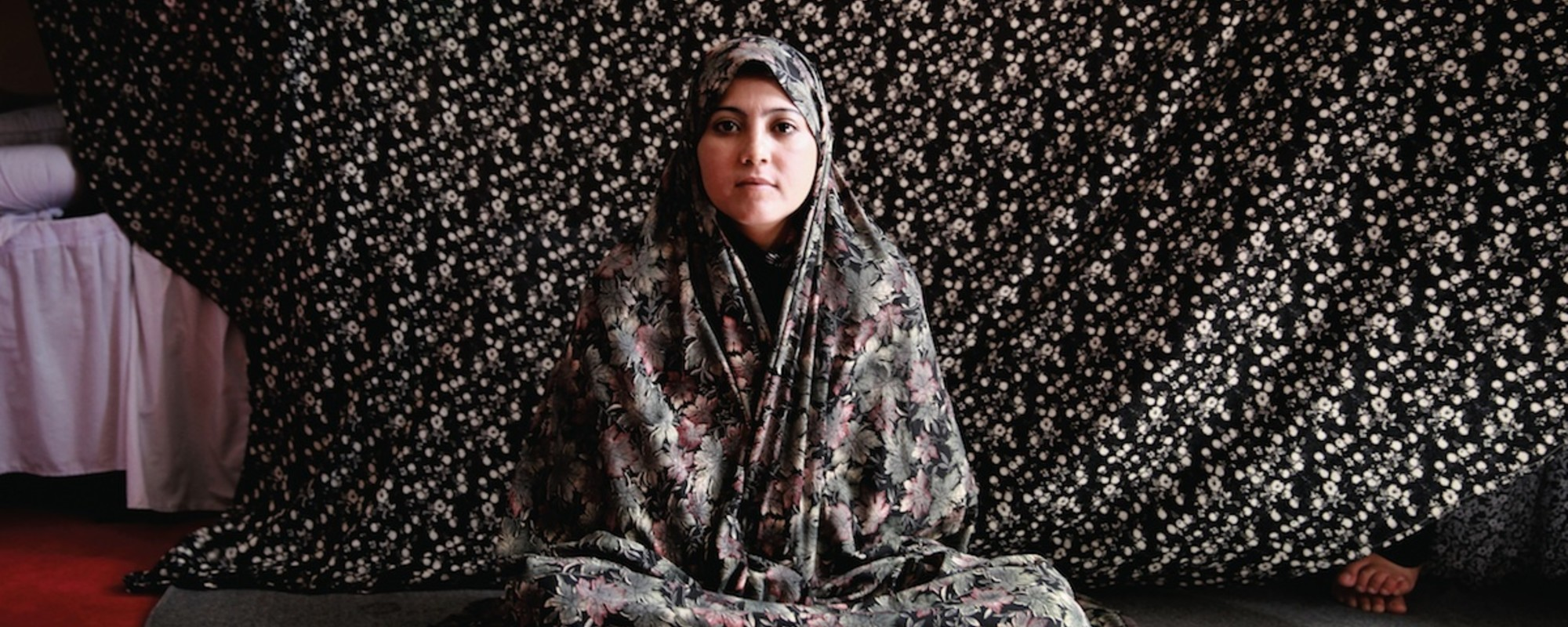 Portraits of Afghani Women Imprisoned for 'Moral Crimes'