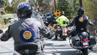 Riding with the Oldest All-Gay, All-Male, All-Riding Motorcycle Club