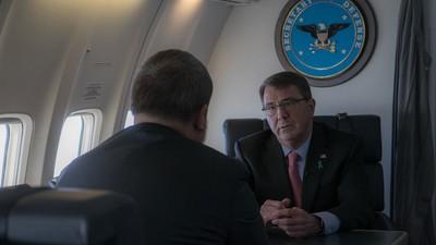 El reto de Estado Islámico: Shane Smith entrevista a Ashton Carter (Parte 2)