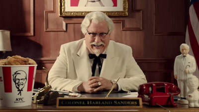 KFC Has Revived Colonel Sanders