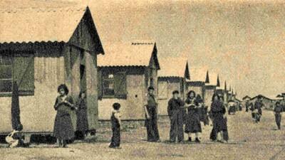 L'histoire oubliée du camp de concentration de Montreuil-Bellay