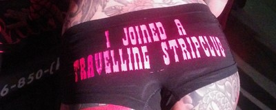 Saskatchewan Strippers Take Their Poles on the Road in Effort to Skirt Province's Draconian Laws