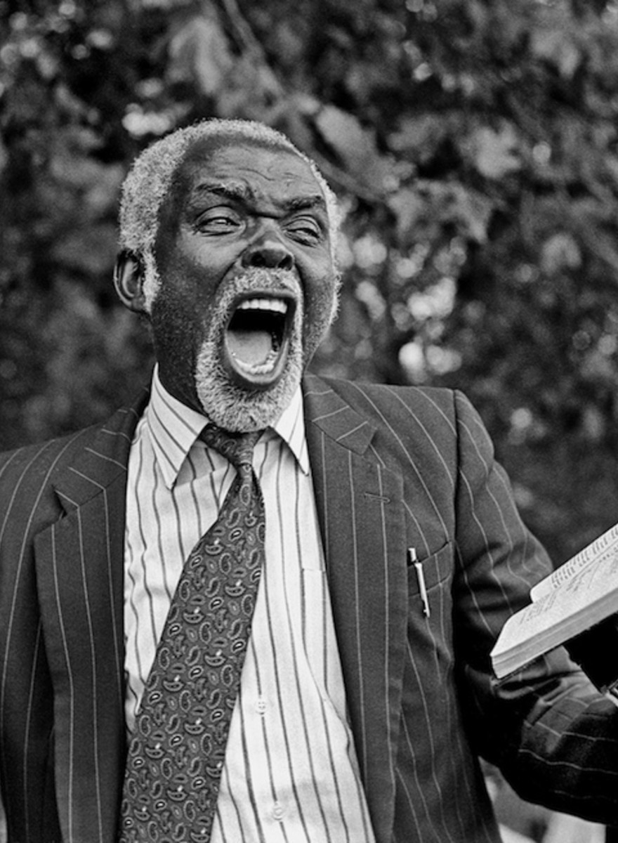 Speakers' Corner: Photos of 35 Years of Radicals and Religious Ranters