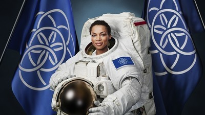 When We Go to Mars We'll Need a Flag for Earth