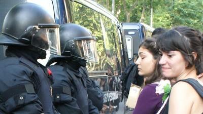 De cómo protestar te puede llevar a la cárcel en España