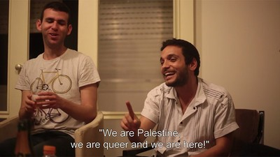 Oriented is een documentaire over flamboyante Palestijnse homo's in Tel Aviv