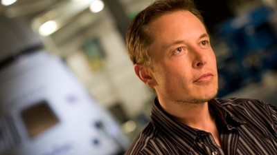 Elon Musk and Craig Venter Want to Print Life on Mars