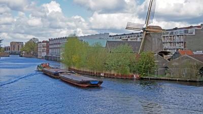 Deze Amsterdammer maakt megapopulaire filmpjes van zijn urenlange wandelingen