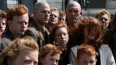Los nazis pelirrojos buscan venganza