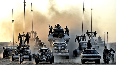 Riding the Fury Road: Australia's Long Love Affair with Cars