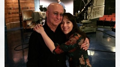 Meet ​Paul Shaffer, David Letterman's Longtime Bandleader and My Pseudo-Uncle