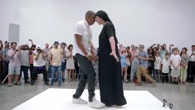 Marina Abramovic si è sentita usata da Jay Z