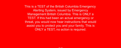 We Asked a Whole Bunch of Questions About the CRTC's Mysterious New Mandatory Emergency Broadcast System