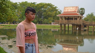 Fighting for Identity: The Life of a Transgender Kickboxer in Rural Thailand