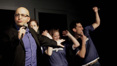 How Improv Made Its Way into Corporate America