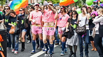 Is Ireland About to Become the First Nation to Legalize Gay Marriage by Popular Vote?