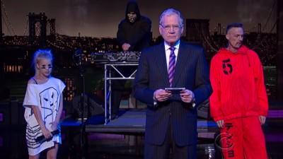 O Pequeno Porém Real Legado de David Letterman na Música Eletrônica