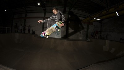 ¿Por qué los skaters vascos son tan buenos?