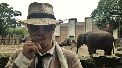 Tom Six, the 'Human Centipede' Director, Is 'Very Proud' of His Work