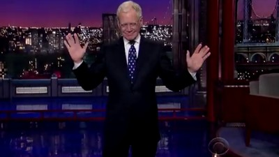 Here Are the Best Clips from David Letterman's Final Show