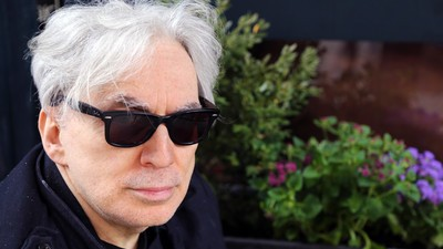 Blondie's Chris Stein on Working with H. R. Giger