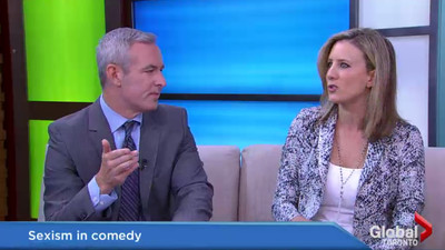 Global Anchor Jeff MacArthur Has Some Thoughts About and for Female Comedians