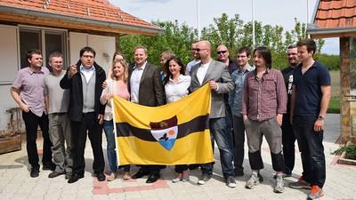 Bem-vindos a Liberland: o novo país da Europa
