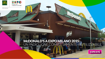 McDonald's ha mandato a quel paese Slow Food