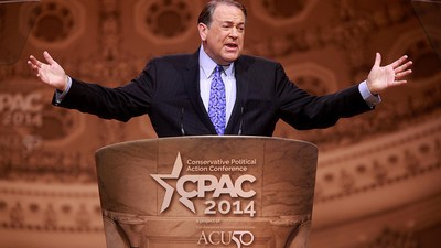 Mike Huckabee Stands By Josh Duggar