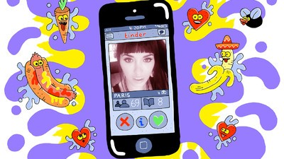 Paris Lees: My Transgender Tinder Adventure