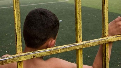 The Palestinian Schoolboy Dreaming of an International Football Career