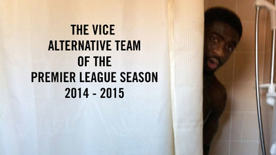 The VICE Alternative Team of the Premier League Season 2014/15