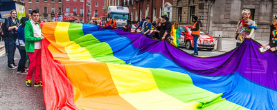 #ProudToBeIrish Trending as Polls Declare Overwhelming Yes to Marriage Equality in Ireland