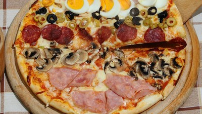 Detienen a un pizzero por poner marihuana en las pizzas