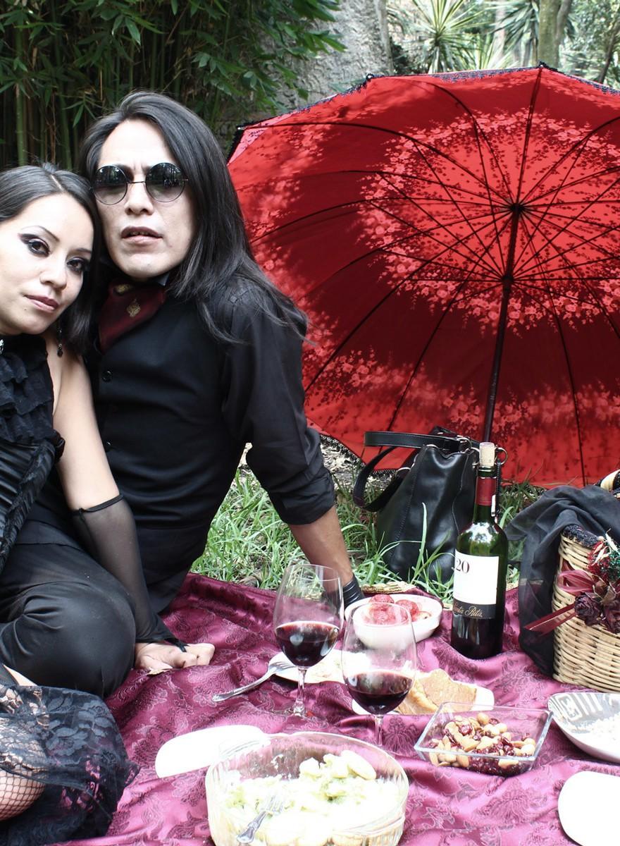 Una tarde en el picnic gótico del DF