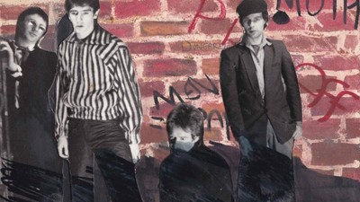 VICE Exclusive: Check Out Unsung 80s Post-Punk Heroes the Mothmen