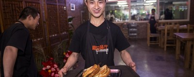 China's New 'Forrest Gump'–Themed Restaurant Is Staffed by Waiters with Learning Disabilities
