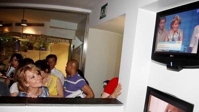 Esperanza Aguirre: todo para que no sea alcadesa Carmena