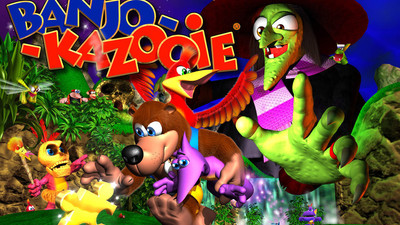 Forget 'Mario 64'—'Banjo-Kazooie' Is the 3D Platformer That Mattered Most